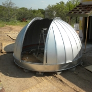Dome assembly finished