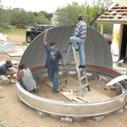 Dome assembly