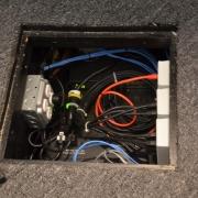 Network hand box